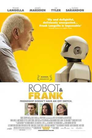Robot and Frank - Science Fiction, Drama, Comedy