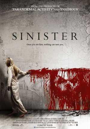 Sinister - Horror, Crime, Thriller