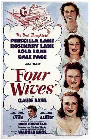 Four Wives - Drama, Romantic
