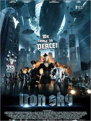Iron Sky - Action, Science Fiction, Comedy