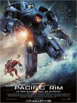 Pacific Rim - Action, Science Fiction, Adventure