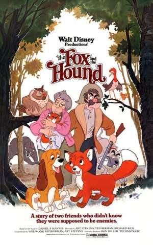 The Fox and the Hound - Animation (modern)