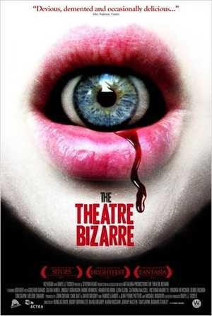 The Theatre Bizarre - Horror