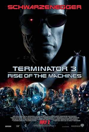 Terminator 3 : The Rise of the Machines - Action, Science Fiction
