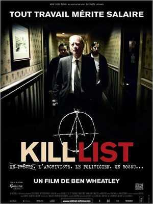 Kill List - Horror, Crime