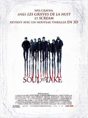 My Soul To Take - Horror