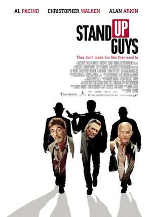 Stand Up Guys - Action, Comedy