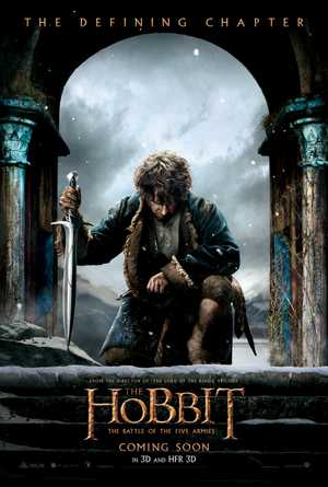The Hobbit 3 : The Battle of the Five Armies - Action, Fantasy, Adventure