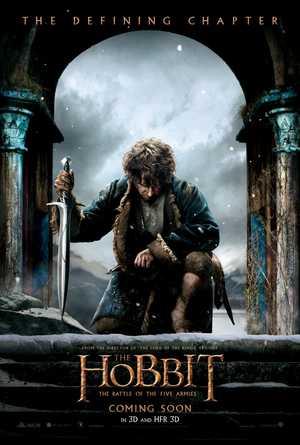 The Hobbit 3 : The Battle of the Five Armies - Action, Fantasy, Adventure