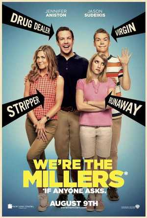 We're the Millers - Comedy
