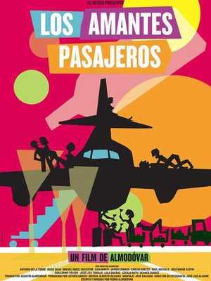 Los Amantes Pasajeros - Drama, Comedy