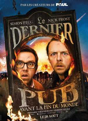 The World's End - Science Fiction, Comedy