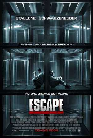The Escape Plan - Action, Thriller