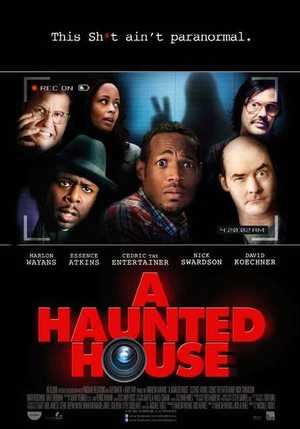 A Haunted House - Comedy