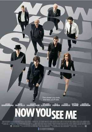 Now You See Me - Action, Thriller