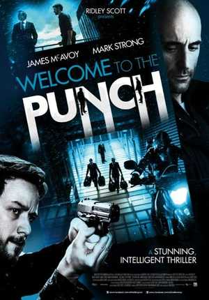 Welcome to the Punch - Action, Crime, Thriller