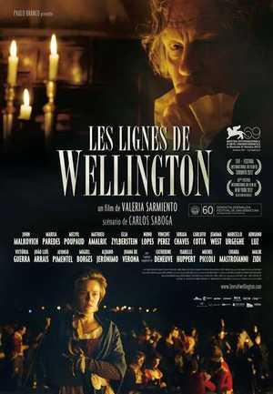 Linhas de Wellington - War, Drama, Historical