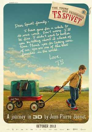 The Young and Prodigious Spivet - Adventure