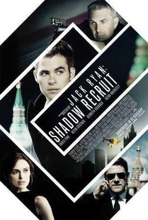Jack Ryan : Shadow Recruit - Action, Thriller
