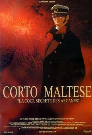 Corto Maltese : La Cour Secrète des Arcanes - Animation (classic style)