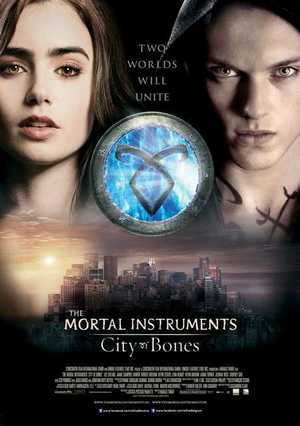 The Mortal Instruments: City of Bones - Action, Fantasy, Adventure