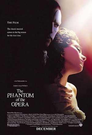 The Phantom of the Opera - Musical comedy