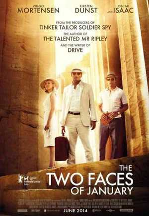 The Two Faces of January - Thriller