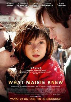 What Maisie Knew - Drama