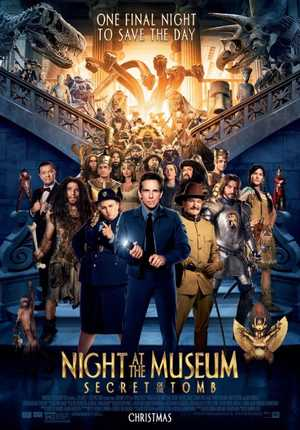 Night at the Museum: Secret of the Tomb - Comedy, Fantasy, Adventure
