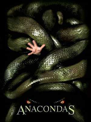 Anacondas : The Hunt For The Blood Orchid - Action