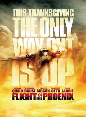 Flight of the Phoenix - Action, Adventure