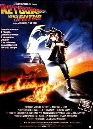 Back to the Future - Science Fiction, Comedy, Adventure