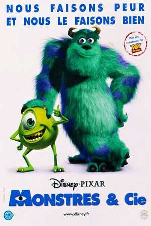 Monsters, Inc. - Comedy, Animation (modern)