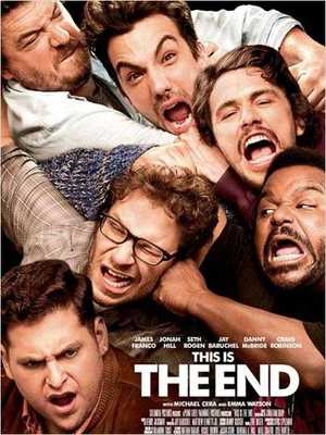 This is The End - Action, Comedy