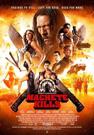 Machete Kills - Action