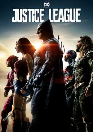 Justice League - Action, Fantasy, Adventure