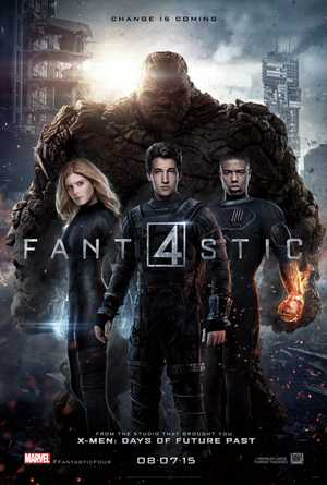 The Fantastic Four - Action, Science Fiction, Fantasy