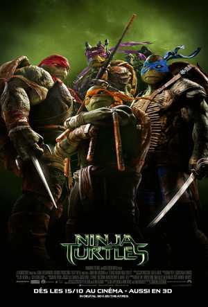 Ninja Turtles - Action, Adventure