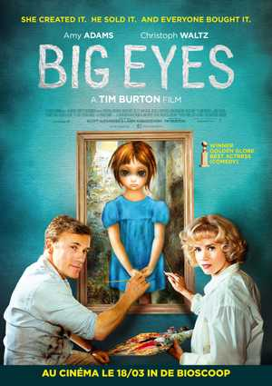 Big Eyes - Biographical, Drama