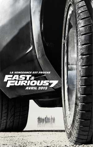 Furious 7 - Action
