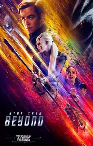 Star Trek Beyond - Action, Science Fiction, Adventure