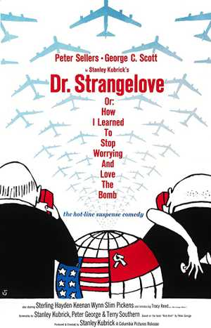 Dr Strangelove, or How I learned to stop worrying and love the bomb