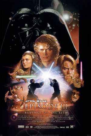 Star Wars Episode 3 : Revenge of the Sith - Action, Science Fiction, Fantasy, Adventure