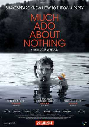 Much Ado About Nothing (2014) - Comedy, Melodrama, Romantic