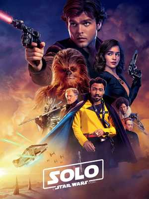 Solo : A Star Wars Story - Action, Science Fiction