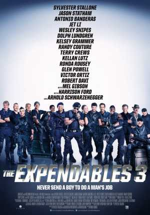 The Expendables 3 - Action, Comedy