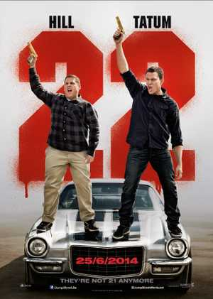 22 Jump Street - Action, Comedy
