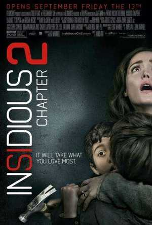 Insidious Chapter 2 - Horror