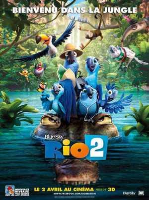 Rio 2 - Animation (modern)