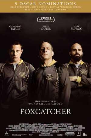 Foxcatcher - Drama